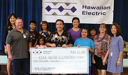 Home Energy Challenge Winners