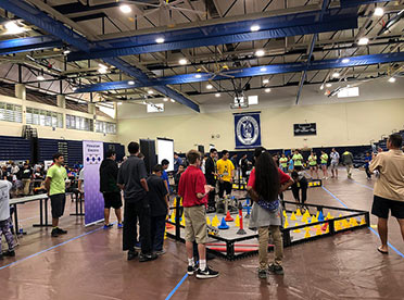 2017 hawaii middle school state vex championship
