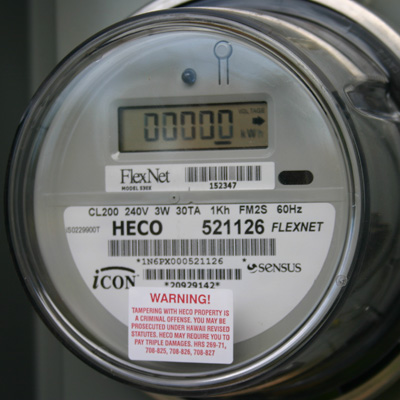 how to read your meter hawaiian electric