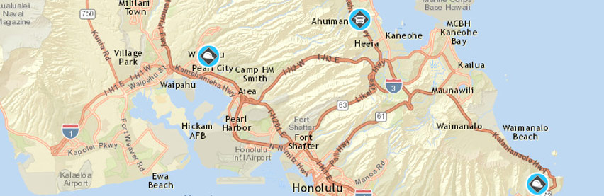New Online Map Tracks Restoration After Power Outages Hawaiian