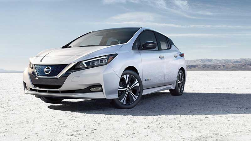 Nissan LEAF Rebate