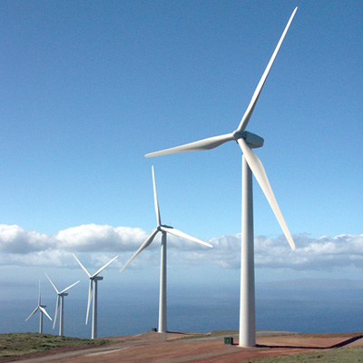 Wind Energy Hawaiian Electric