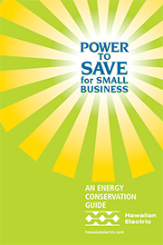 Power to Save for Small Businesses