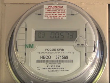 Watch the video: How to Read a Net Energy Meter